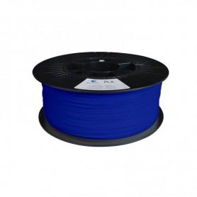 PLA Ecofil3D - Bleu - 1.75mm - 1Kg - cc